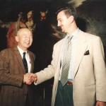 9. Prof. Kasai-Presidente AMEI
