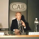 3. Prof. V. J. Desmet